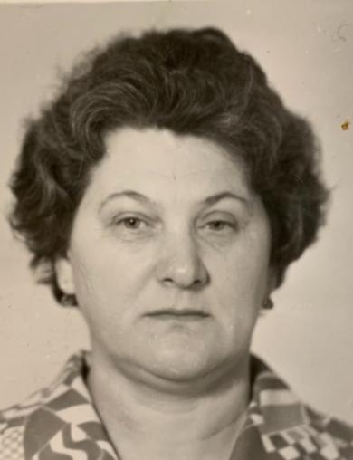 Нефедова Тамара Николаевна