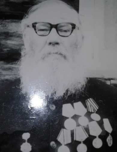 Чупров Никифор Сергеевич
