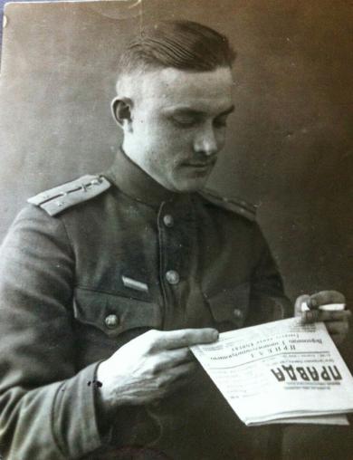 Серов Алексей Семенович