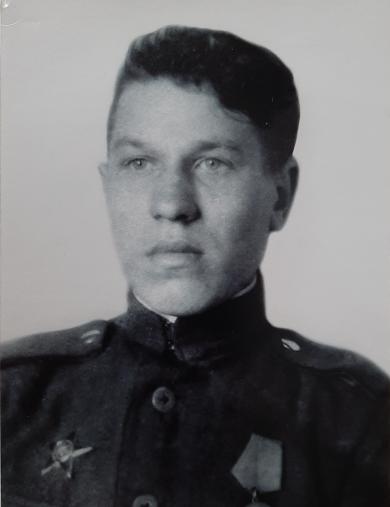 Егоров Василий Фёдорович