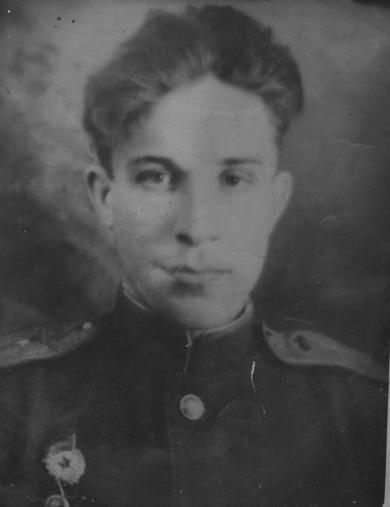 Николаев Иван Николаевич