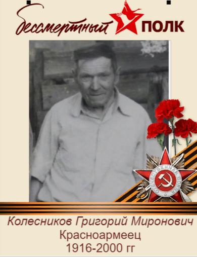 Колесников Григорий Миронович