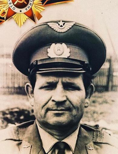 Жеребятьев Николай Степанович