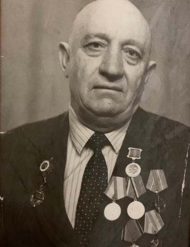 Филиппов Алексей Дмитриевич
