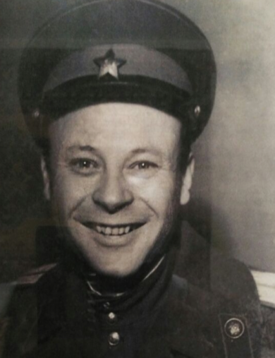 Иванов Борис Фёдорович