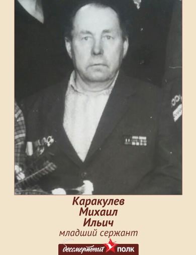 Каракулев Михаил Ильич