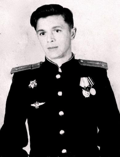 Беляев Петр Максимович