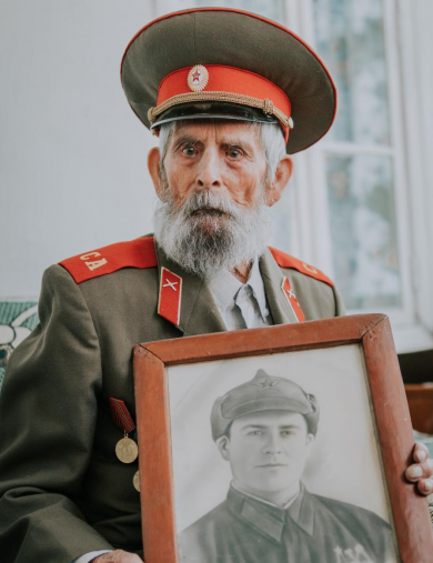 Жабин Иван Васильевич