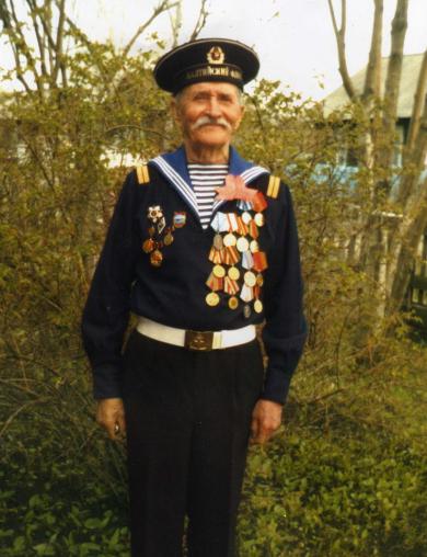 Амбаров Дмитрий Андреевич