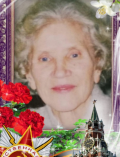 Барычева Антонина Павловна