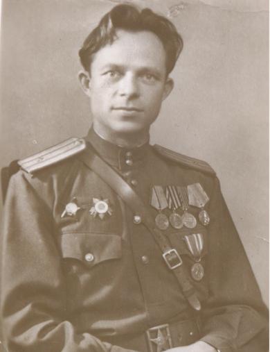 Меркулов Илларион Алексеевич
