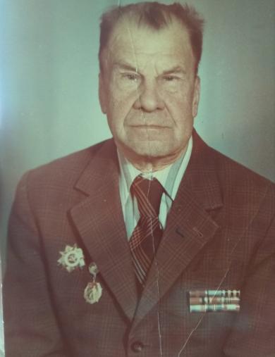 Кулаев Григорий Иванович
