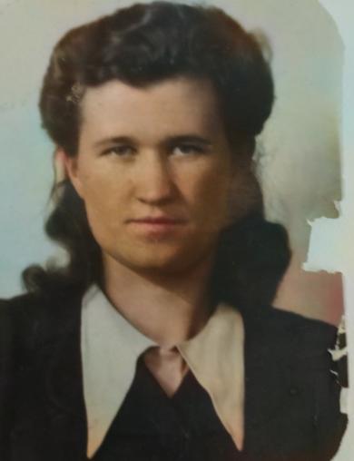 Логинова (Синявская) Клавдия Лукинична