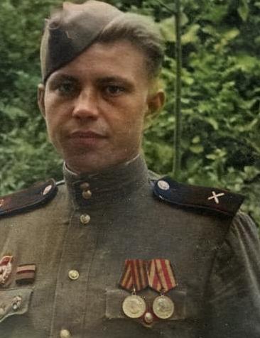 Нараев Георгий Михайлович