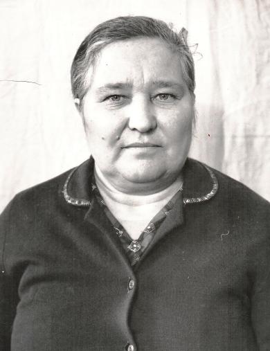 Чебыкина Мария Андреевна