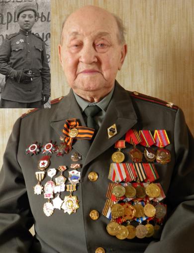 Денисов Михаил Александрович