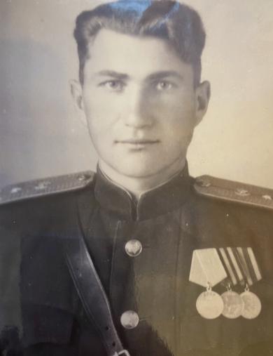 Лысов Александр Иванович
