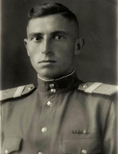 Егоров Пётр Федотович