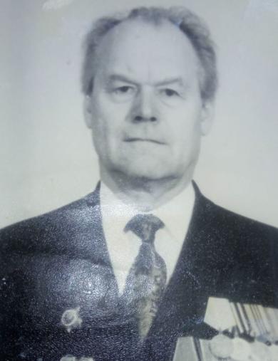 Звягин Петр Петрович