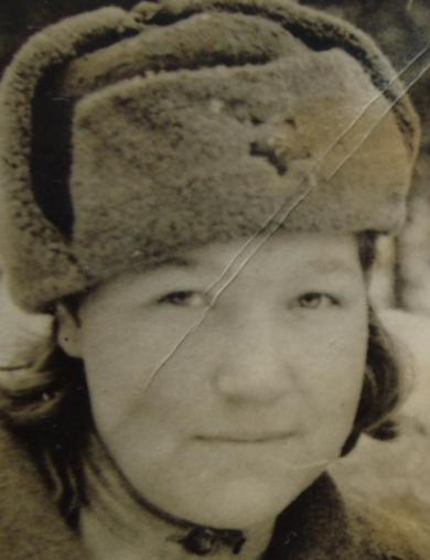 Петрова Валентина Алексеевна