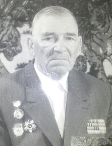 Кудряшов Иван Андреевич