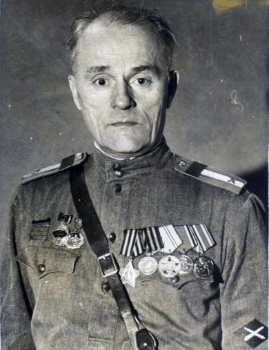 Егоров Дмитрий Иванович