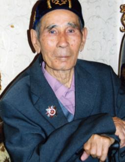 Жакупов Омирбай