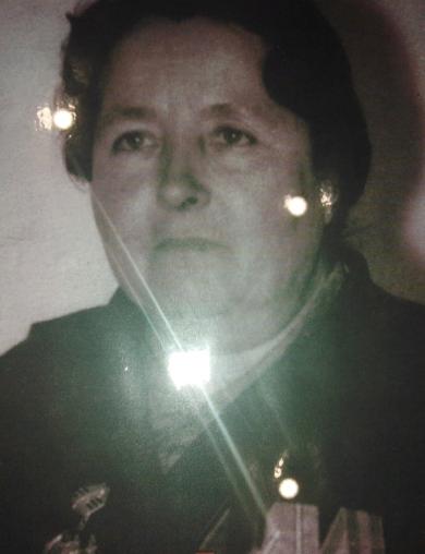 Петрова Александра Дмитриевна