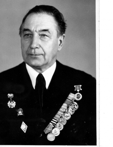 Чудесов Павел Иванович