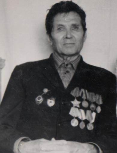 Полухин Перфилий Петрович