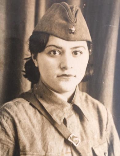 Спиридонова Клавдия Захаровна