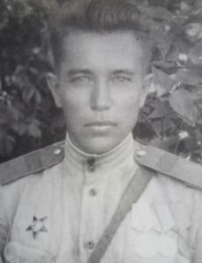 Щеломенцев Гаврил Николаевич