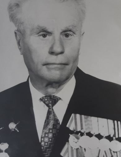 Шаповалов Андрей Яковлевич