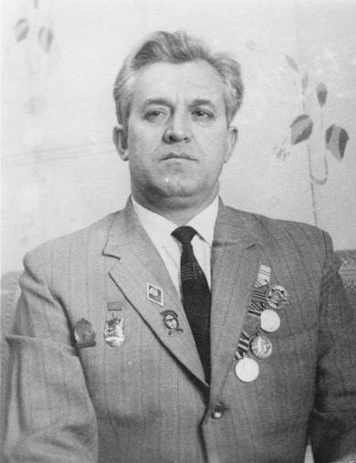 Лушпа Александр Иванович
