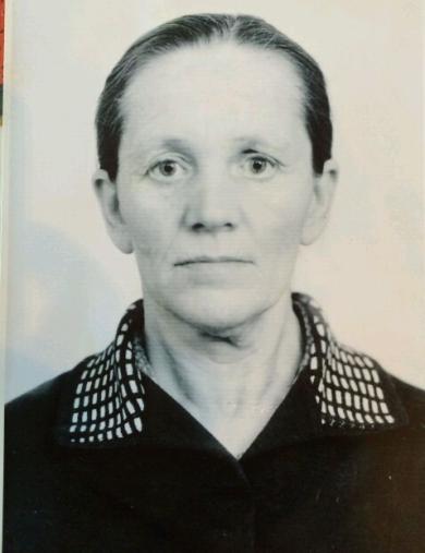 Смирнова Валентина Никитовна