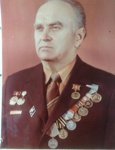 Жиров Валентин Иванович