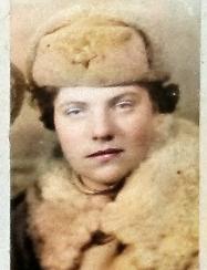 Сычева (Фуртова) Мария Ивановна
