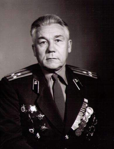 Губарев Фёдор Яковлевич