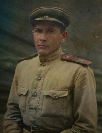 Шевяков Павел Максимович