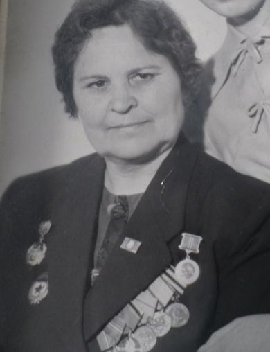 Марченко Лидия Метрофановна