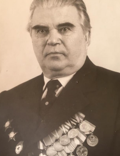Чалов Дмитрий Андреевич