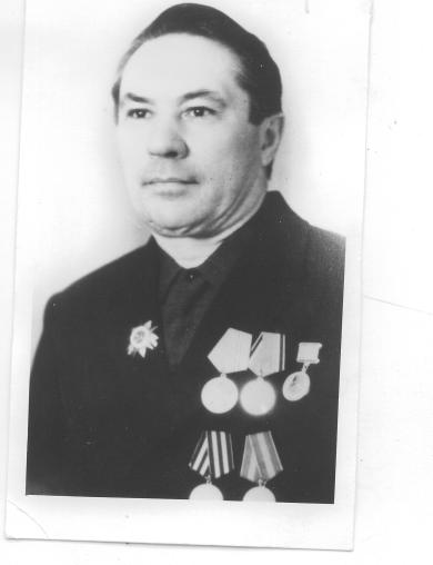 Козлов Александр Степанович