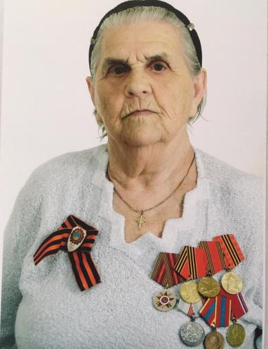 Юрченко Валентина Васильевна