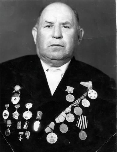 Цыбизов Иван Федорович