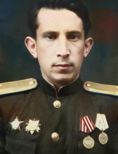 Соболев Владимир Андреевич