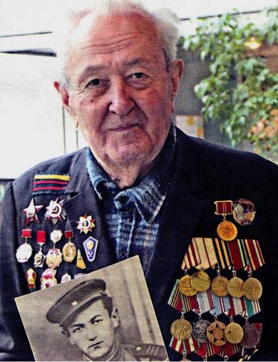 Леонов Владимир Михаилович