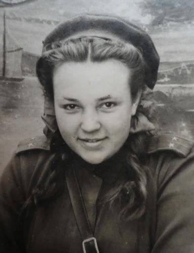 Баринова Елизавета Георгиевна
