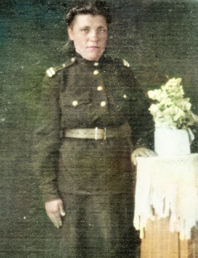 Кащеева Евдокия Павловна