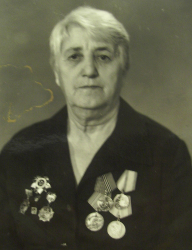 Славина Софья Васильевна