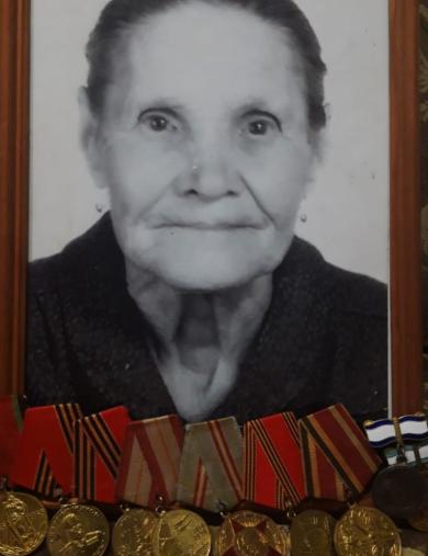 Махудинова Наталья Андреевна